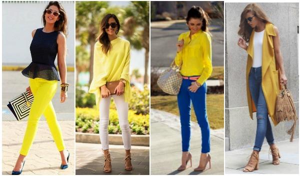 10 Συνδυασμοί με βάση το κίτρινο που πρέπει να αντιγράψεις!