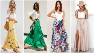 Πως να φορέσεις τη maxi φούστα φέτος το καλοκαίρι!