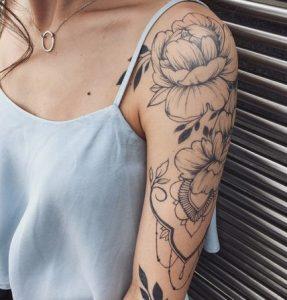 megala louloudia, maniki tatouaz