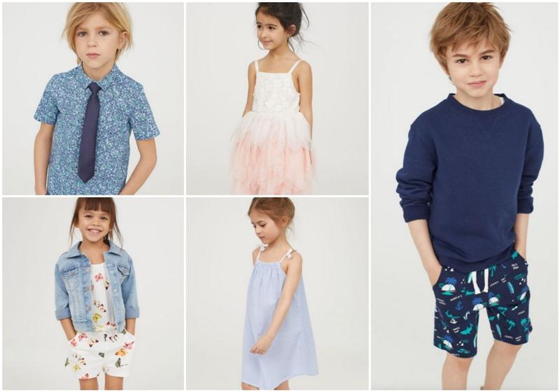 c5a2e1f6d77 Παιδικά ρούχα H&M για το καλοκαίρι 2018! | ediva.gr