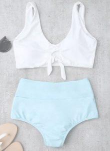 psilomeso printed bikini