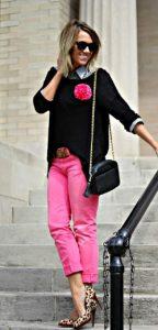 roz panteloni mauri mpluza