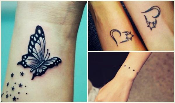 32 Ιδέες για τατουάζ αστέρι στον καρπό!