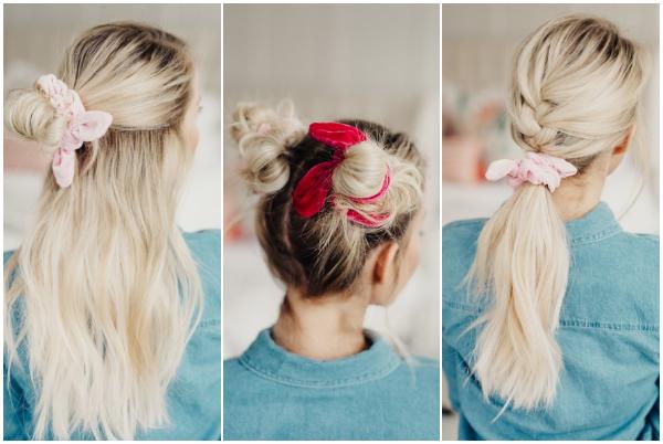 8 Τρόποι να φορέσεις ένα scrunchie!