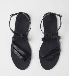 mavra H&M sandalia