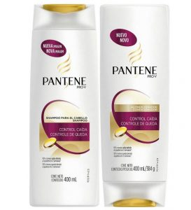 pantene sampouan kai conditioner