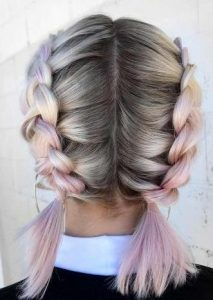 trendy hairstyle