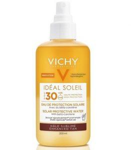 vichy ideal soleil, antiliaki krema
