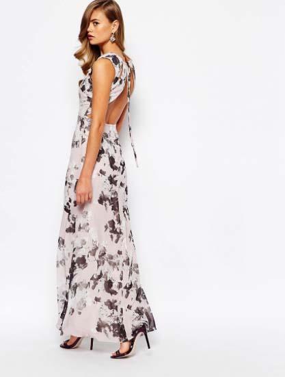 f4dce3b2434a Το maxi φόρεμα θα σε βγάλει σίγουρα ασπροπρόσωπη πάντα και παντού ακόμα και  σε καλοκαιρινό γάμο επίσημου χαρακτήρα. Αγαπημένη επιλογή maxi φόρεμα σε  έντονο ...