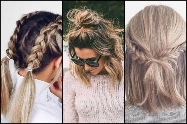 20 Όμορφα χτενίσματα για καρέ μαλλιά!