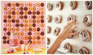 party donuts idees