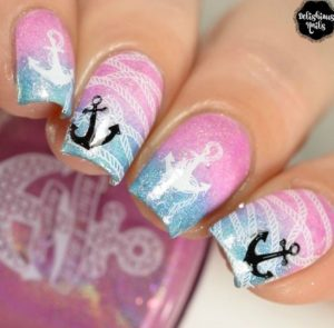 roz-galazio manicure me agkira