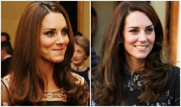 20 Όμορφα και κομψά hairstyle της Kate Middleton!