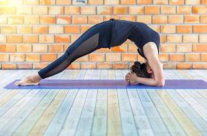 yoga dyskolh