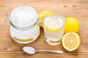 baking soda lemoni