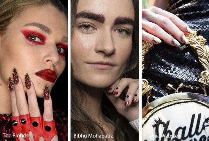 18 Top nail trends για το Φθινόπωρο-Χειμώνα 2019!