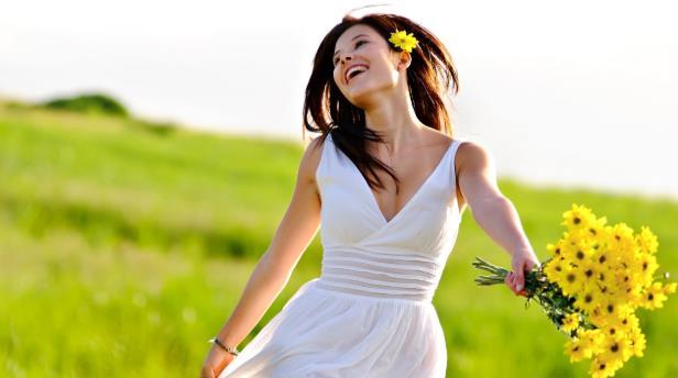 5 Πράγματα που θα σε κάνουν περισσότερο ευτυχισμένη!