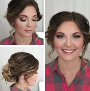 hairstyles round face
