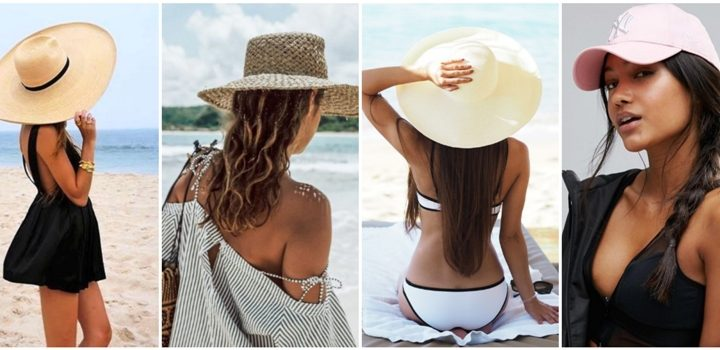 12 Υπέροχα γυναικεία καπέλα για να κάνεις τη διαφορά στις παραλίες!