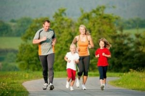 oikogeneia kanei jogging