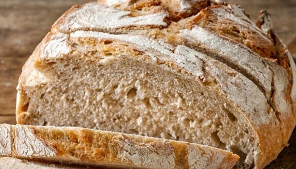 Πανεύκολη συνταγή για σπιτικό ψωμί!