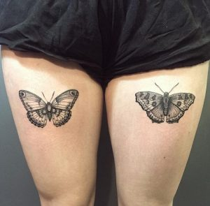 petaloudes tatouaz sta mpoutia