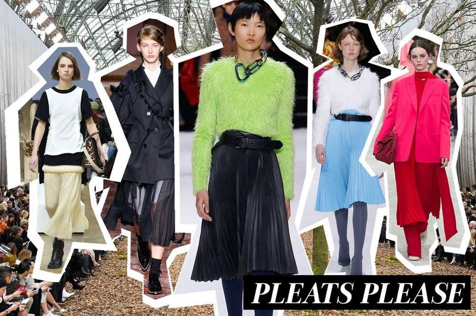 plise foustes moda 2019