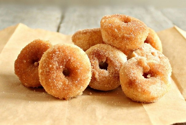 Εύκολη συνταγή για donuts στο φούρνο!