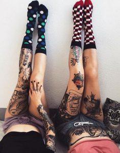 tatouaz sta mpoutia
