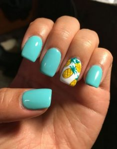 tirkouaz manicure me ananades