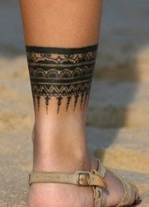 tribal tattoo chamila sti gampa