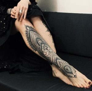 tribal tattoo sto kalami mechri kountepie