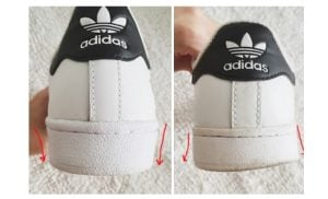 adidas smith original fake