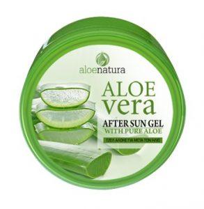 after sun aloe vera
