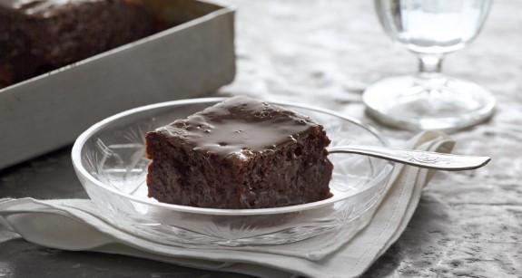 Εύκολη σοκολατόπιτα στο λεπτό!
