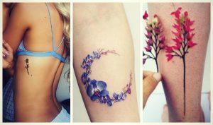 27 Ρομαντικά tattoo με λουλούδια!