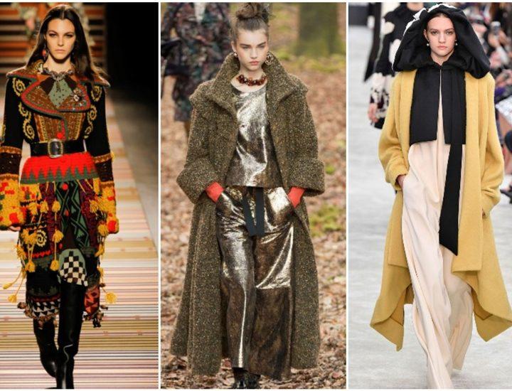 10 Φθινοπωρινές τάσεις σε γυναίκεια ρούχα και παπούτσια φέτος!