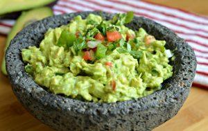 Νόστιμο guacamole σε 5 λεπτά!