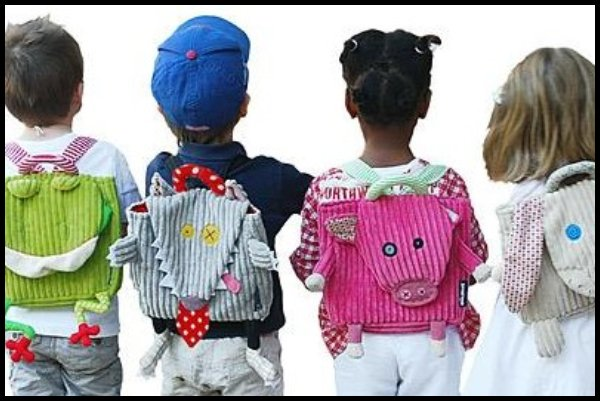 Όλα όσα θα χρειαστεί το παιδί σου για την πρώτη μέρα στο νηπιαγωγείο!