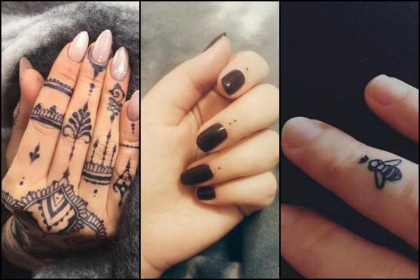 20 Παιχνιδιάρικες προτάσεις για τατουάζ στα δάχτυλα!