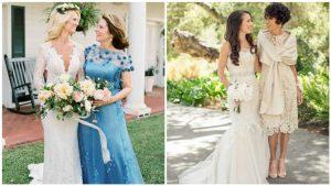 17 Μοναδικές προτάσεις ρούχων για τη μαμά της νύφης!