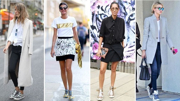 89850ccae83 Τα 4 μεγαλύτερα trends του χειμώνα για τα γυναικεία sneakers!