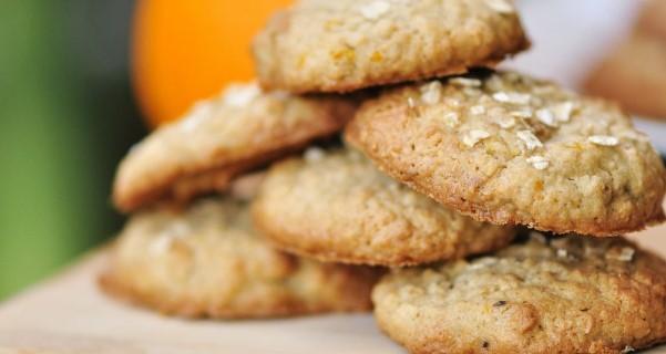 Εύκολη συνταγή για μπισκότα με ταχίνι και μέλι!