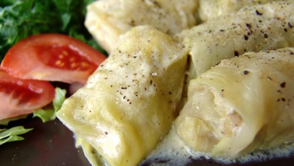 Εύκολη συνταγή για νηστίσιμους λαχανοντολμάδες!