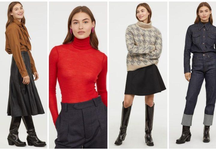 Η νέα συλλογή των H&M για το Φθινόπωρο-Χειμώνα 2019