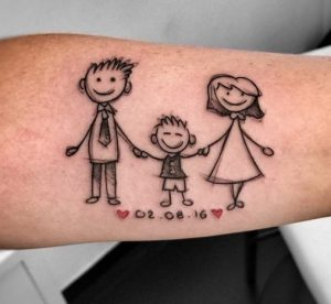 mama, mpampas, paidi tattoo