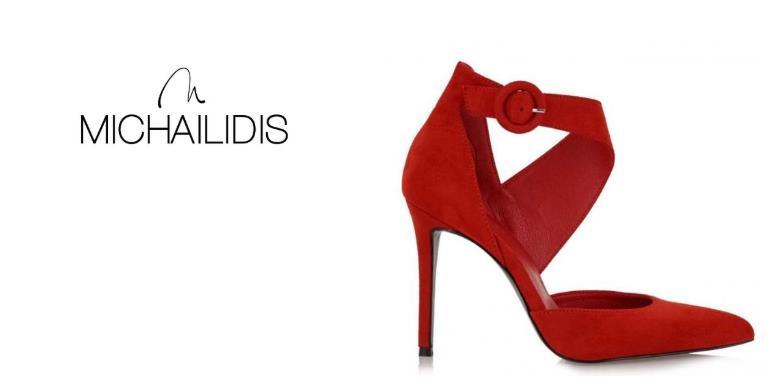 00e0c429ea9 Η νέα collection γυναικείων παπουτσιών Michailidis 2019 | ediva.gr