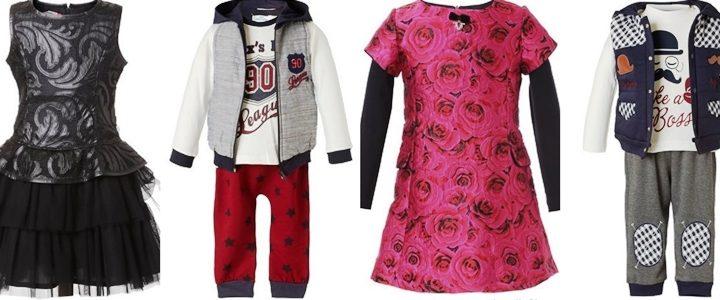 24 Μοναδικές επιλογές για παιδικά ρούχα από τα mini raxevsky!