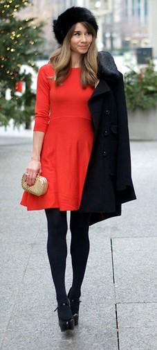 2f2df0e12277 Πως να φορέσεις το μαύρο παλτό φέτος το χειμώνα!