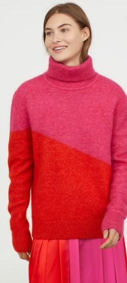 b86c4fe5bdb8 Τα oversized πουλόβερ ήρθαν για να μείνουν αφού και φέτος θα βρούμε πληθώρα  σχεδίων και χρωμάτων για να επιλέξουμε το ιδανικό. Είτε είναι ζιβάγκο είτε  με ...